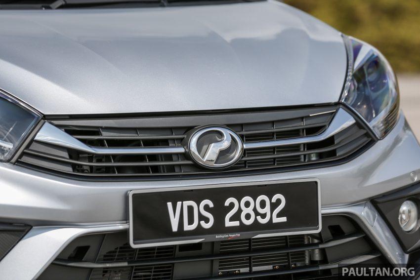 新车实拍对比:2019 Perodua Axia 1.0 AV 与 1.0 Style Image #107680
