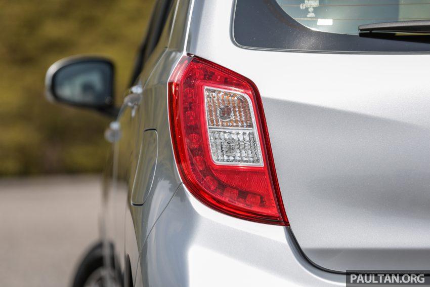 新车实拍对比:2019 Perodua Axia 1.0 AV 与 1.0 Style Image #107689