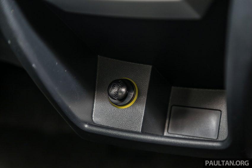 新车实拍对比:2019 Perodua Axia 1.0 AV 与 1.0 Style Image #107709
