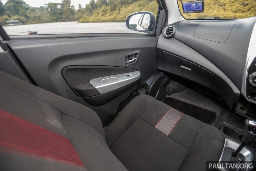 新车实拍对比:2019 Perodua Axia 1.0 AV 与 1.0 Style Image #107715