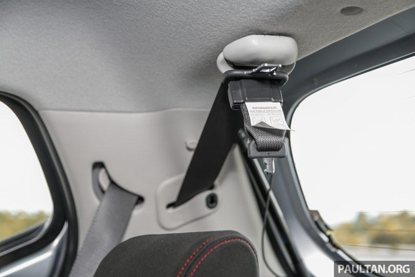新车实拍对比:2019 Perodua Axia 1.0 AV 与 1.0 Style Image #107728