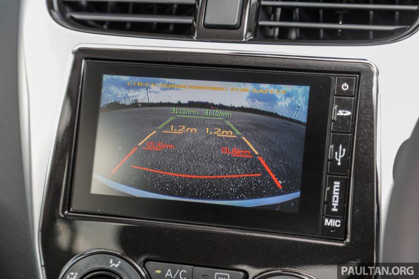 新车实拍对比:2019 Perodua Axia 1.0 AV 与 1.0 Style Image #107706
