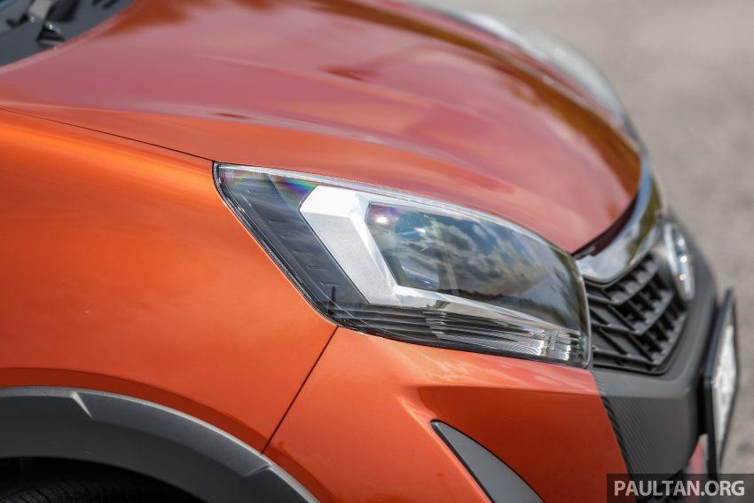 新车实拍对比:2019 Perodua Axia 1.0 AV 与 1.0 Style Image #107748