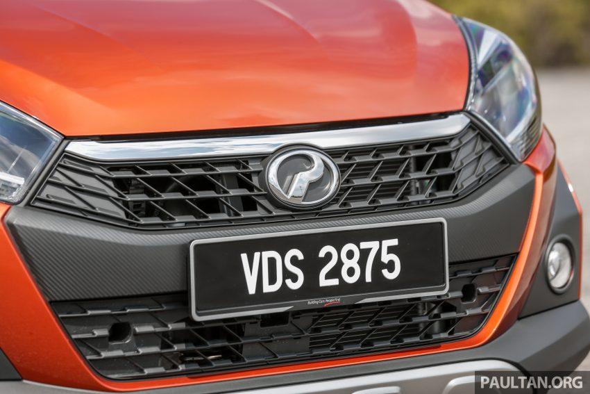 新车实拍对比:2019 Perodua Axia 1.0 AV 与 1.0 Style Image #107750