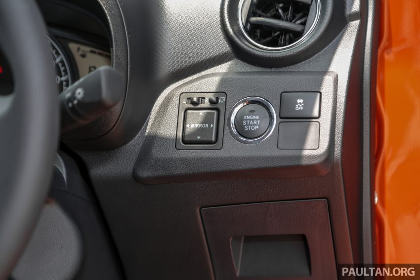 新车实拍对比:2019 Perodua Axia 1.0 AV 与 1.0 Style Image #107779