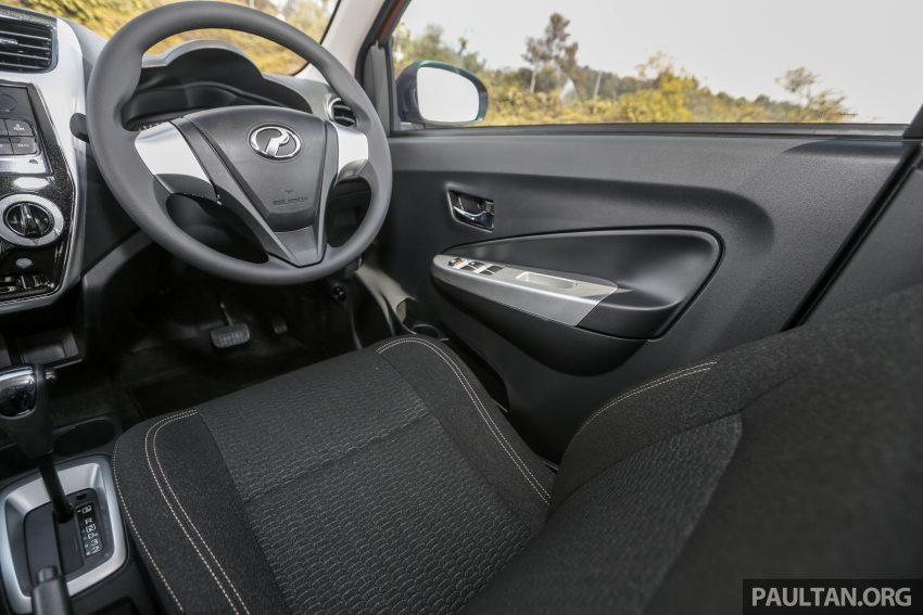 新车实拍对比:2019 Perodua Axia 1.0 AV 与 1.0 Style Image #107783