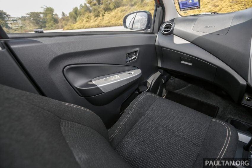 新车实拍对比:2019 Perodua Axia 1.0 AV 与 1.0 Style Image #107784