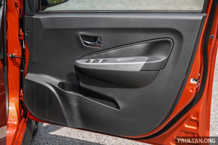 新车实拍对比:2019 Perodua Axia 1.0 AV 与 1.0 Style Image #107785