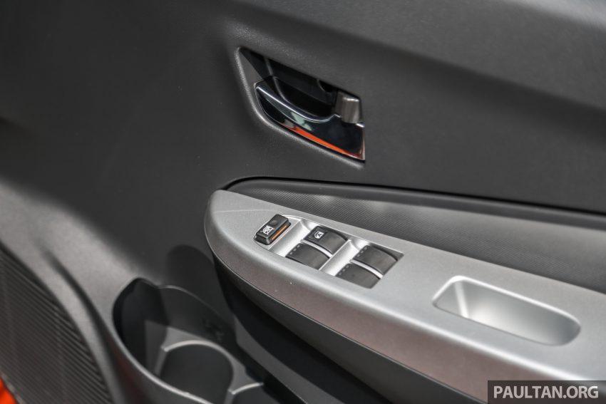 新车实拍对比:2019 Perodua Axia 1.0 AV 与 1.0 Style Image #107786