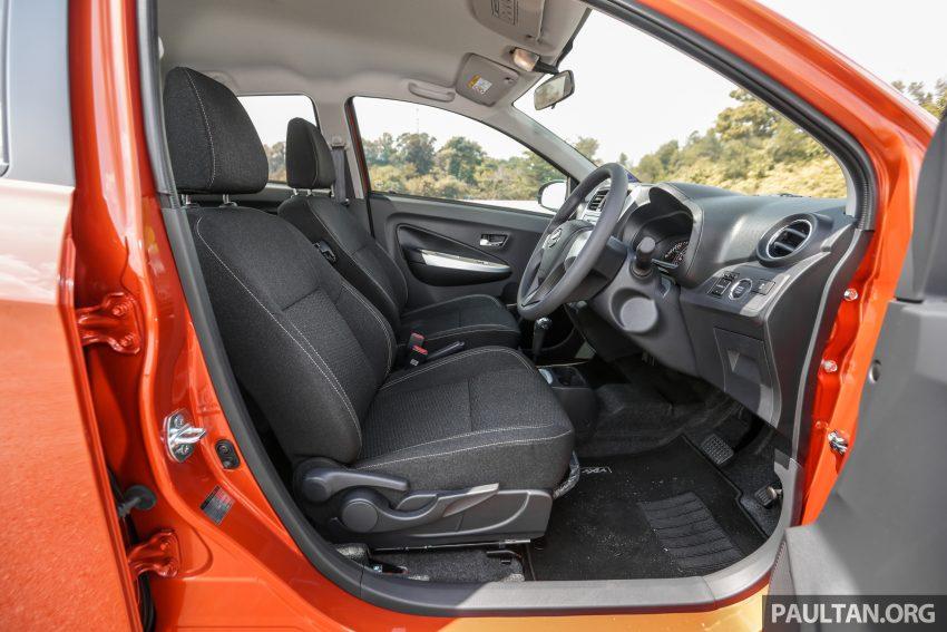 新车实拍对比:2019 Perodua Axia 1.0 AV 与 1.0 Style Image #107787