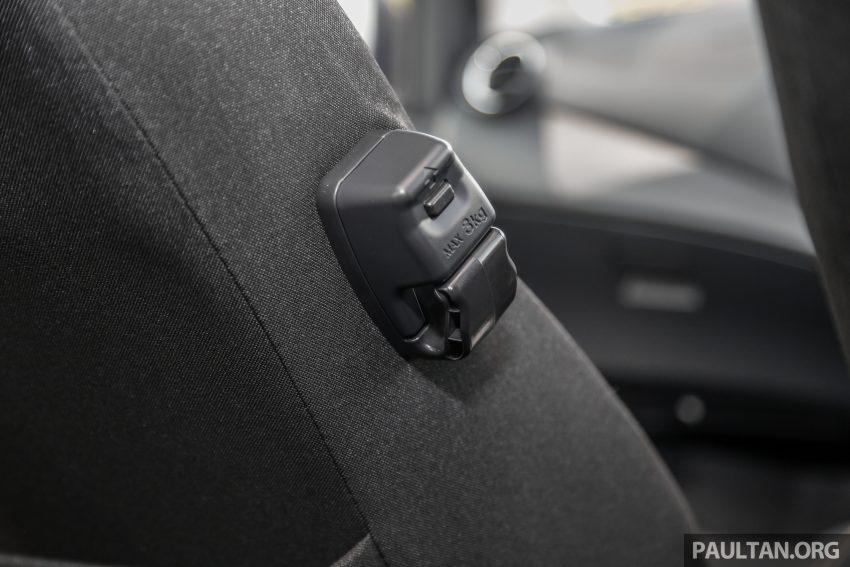 新车实拍对比:2019 Perodua Axia 1.0 AV 与 1.0 Style Image #107796