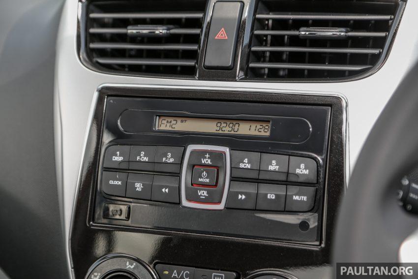 新车实拍对比:2019 Perodua Axia 1.0 AV 与 1.0 Style Image #107775