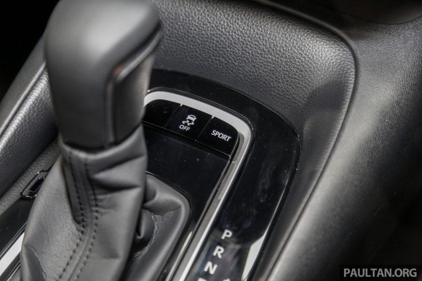 全新 Toyota Corolla 本地上市,两个等级,售RM129k起 Image #107849