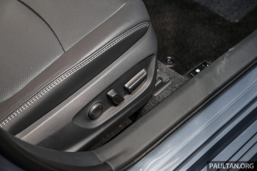 全新 Toyota Corolla 本地上市,两个等级,售RM129k起 Image #107863