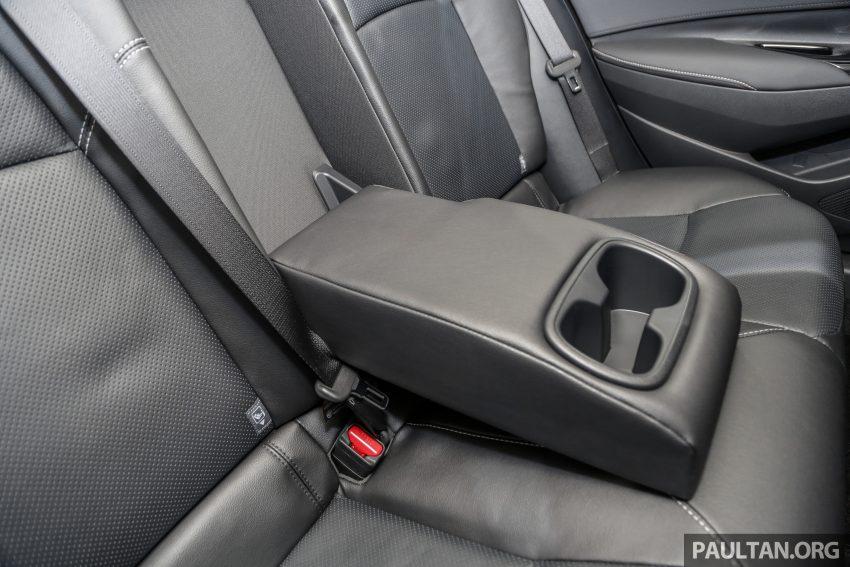 全新 Toyota Corolla 本地上市,两个等级,售RM129k起 Image #107868