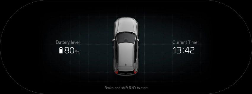 官方预告图释出,纯电动版 Volvo XC40 将在近期内发布 Image #107364