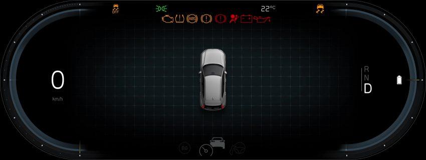 官方预告图释出,纯电动版 Volvo XC40 将在近期内发布 Image #107365