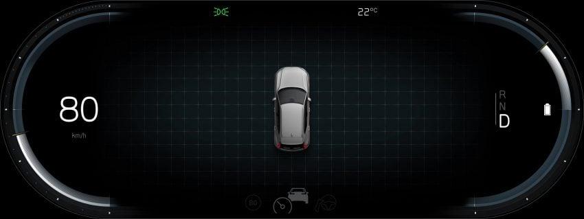 官方预告图释出,纯电动版 Volvo XC40 将在近期内发布 Image #107367
