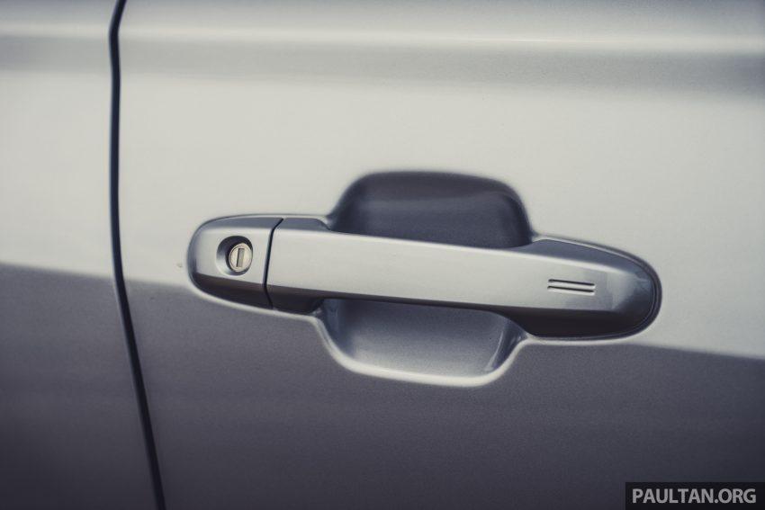 试驾: Subaru Forester 2.0i-S Eyesight , 只是外型欠一点 Image #112023