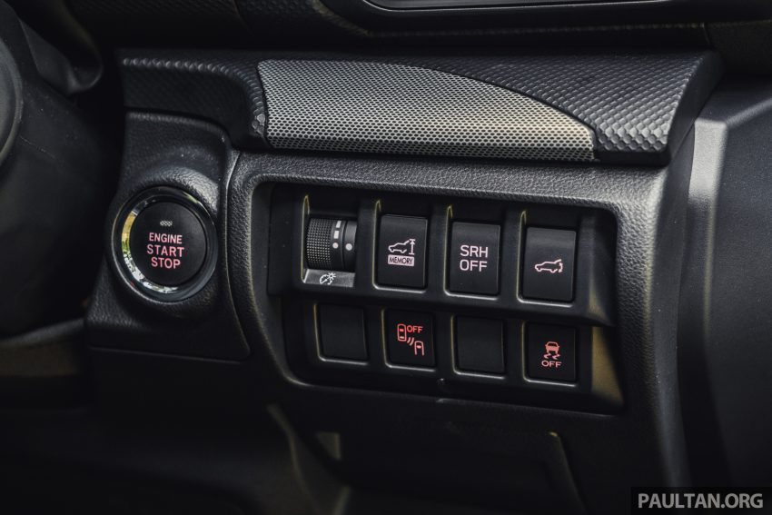 试驾: Subaru Forester 2.0i-S Eyesight , 只是外型欠一点 Image #112054