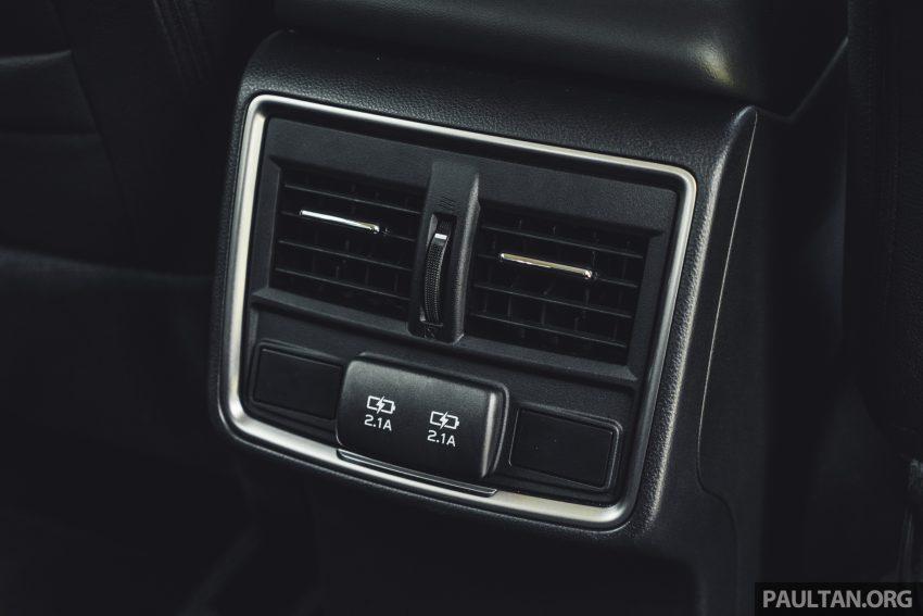试驾: Subaru Forester 2.0i-S Eyesight , 只是外型欠一点 Image #112062