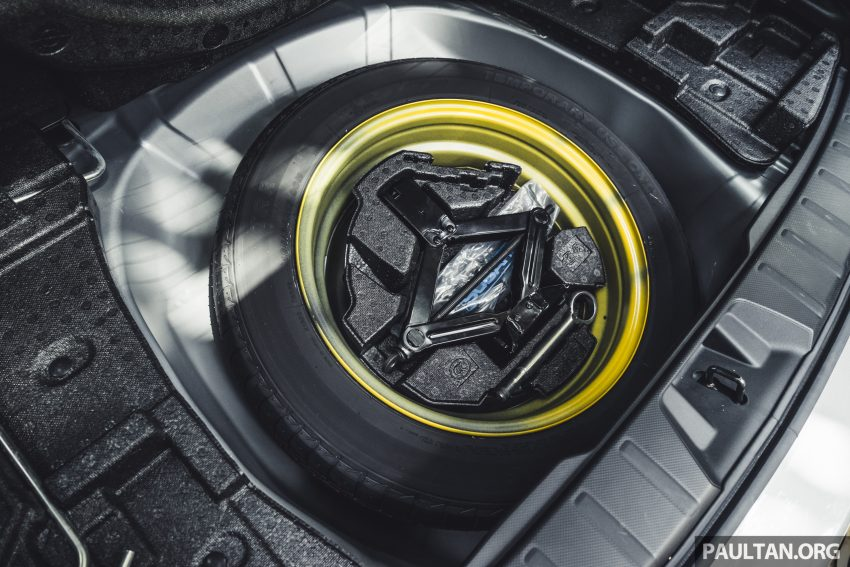 试驾: Subaru Forester 2.0i-S Eyesight , 只是外型欠一点 Image #112067