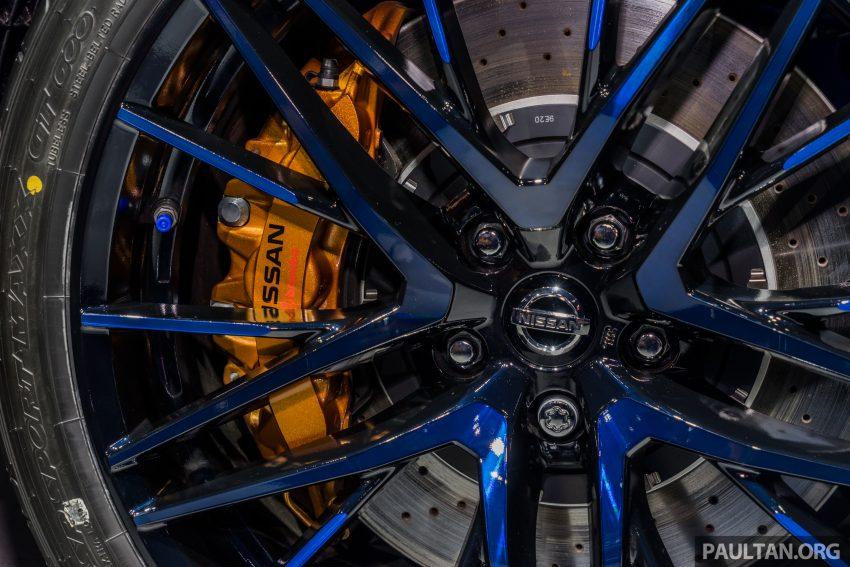 2019泰国车展:跨越半个世纪的战神!Nissan GT-R 50周年纪念版实车亮相,传承 R34 的 Bayside Blue 车身涂装 Image #112212