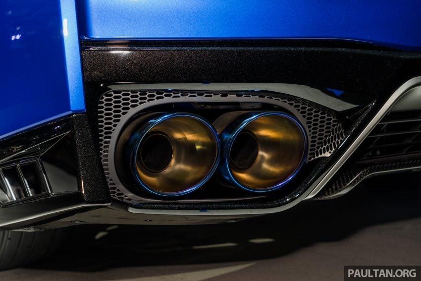 2019泰国车展:跨越半个世纪的战神!Nissan GT-R 50周年纪念版实车亮相,传承 R34 的 Bayside Blue 车身涂装 Image #112215