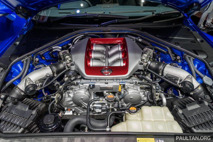 2019泰国车展:跨越半个世纪的战神!Nissan GT-R 50周年纪念版实车亮相,传承 R34 的 Bayside Blue 车身涂装 Image #112218