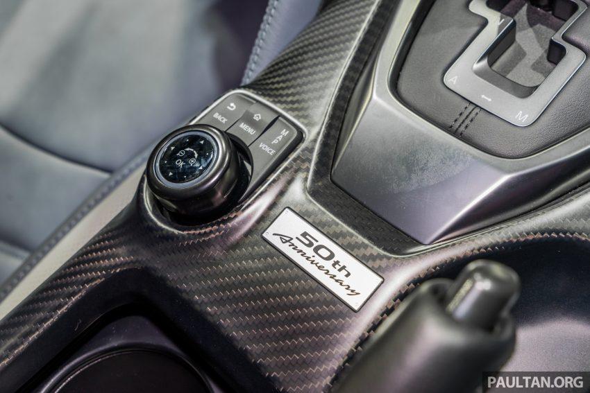2019泰国车展:跨越半个世纪的战神!Nissan GT-R 50周年纪念版实车亮相,传承 R34 的 Bayside Blue 车身涂装 Image #112227