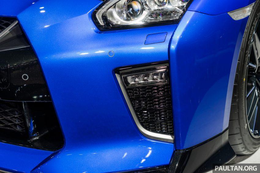 2019泰国车展:跨越半个世纪的战神!Nissan GT-R 50周年纪念版实车亮相,传承 R34 的 Bayside Blue 车身涂装 Image #112207