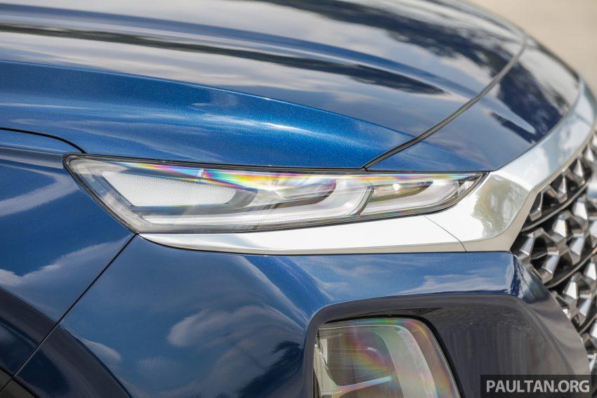 试驾:2019 Hyundai Santa Fe,朴实有华的七人座 SUV Image #110960