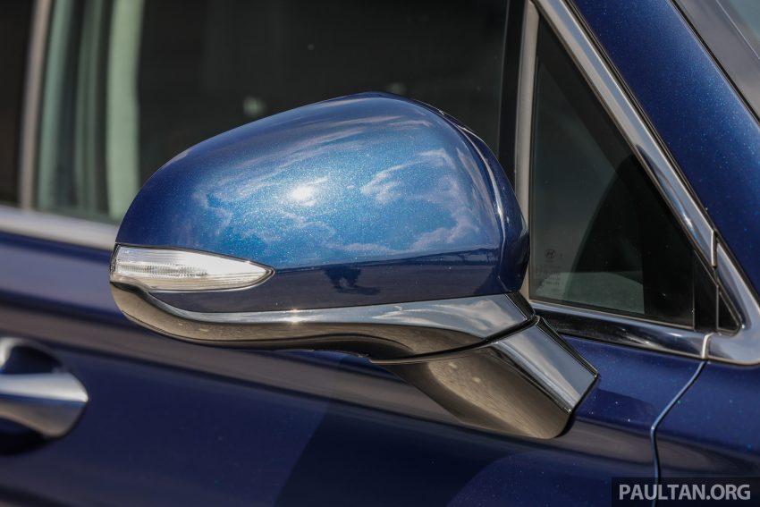 试驾:2019 Hyundai Santa Fe,朴实有华的七人座 SUV Image #110968