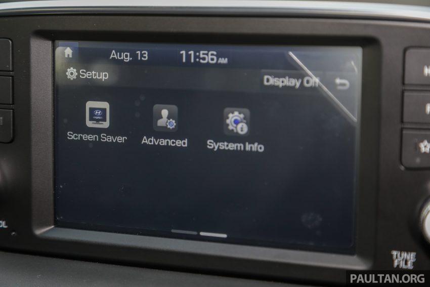 试驾:2019 Hyundai Santa Fe,朴实有华的七人座 SUV Image #111006