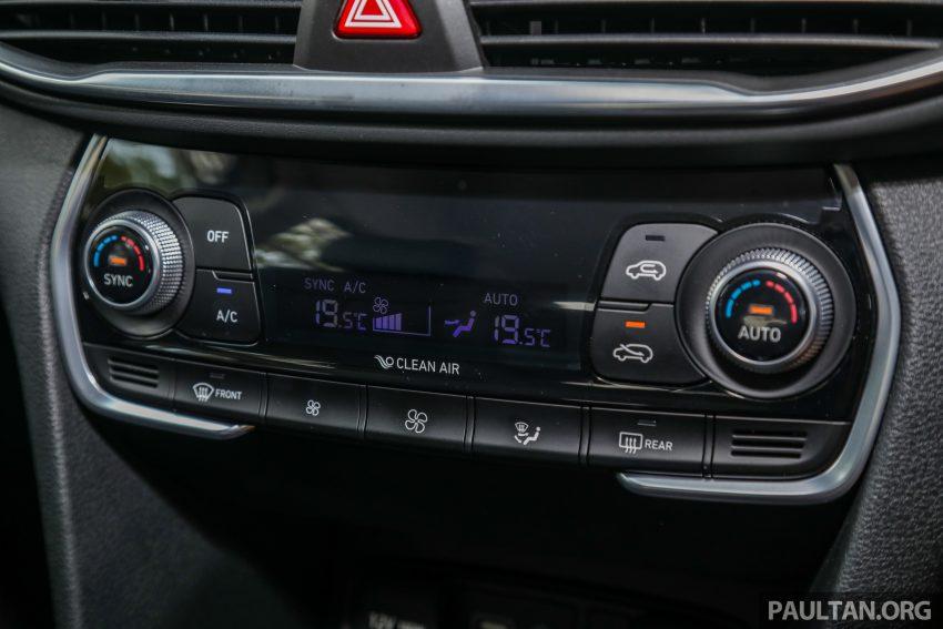 试驾:2019 Hyundai Santa Fe,朴实有华的七人座 SUV Image #111013