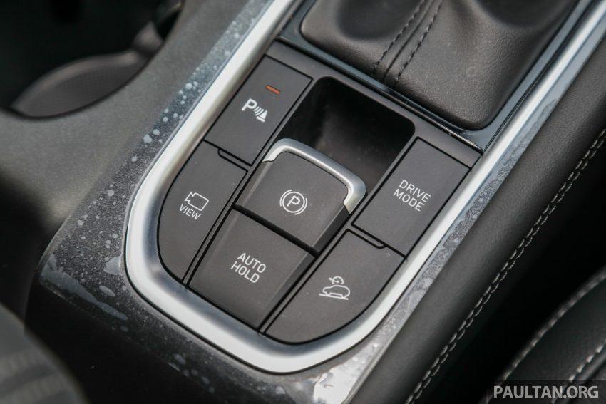 试驾:2019 Hyundai Santa Fe,朴实有华的七人座 SUV Image #111016