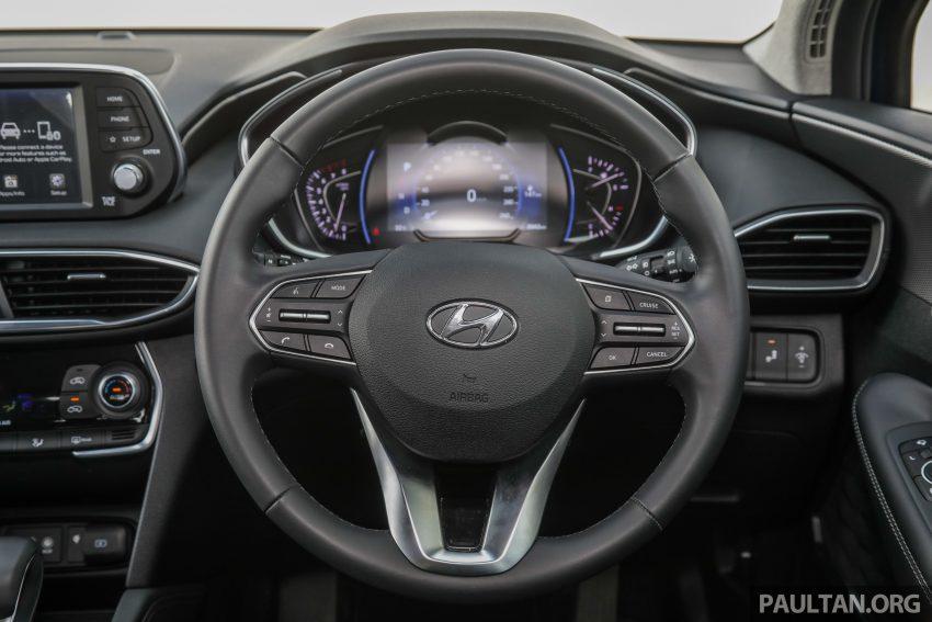 试驾:2019 Hyundai Santa Fe,朴实有华的七人座 SUV Image #110995