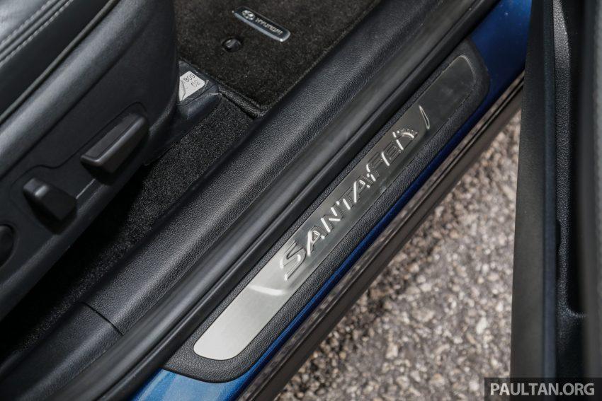 试驾:2019 Hyundai Santa Fe,朴实有华的七人座 SUV Image #111032