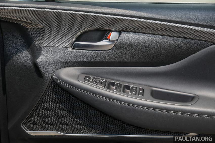 试驾:2019 Hyundai Santa Fe,朴实有华的七人座 SUV Image #111034