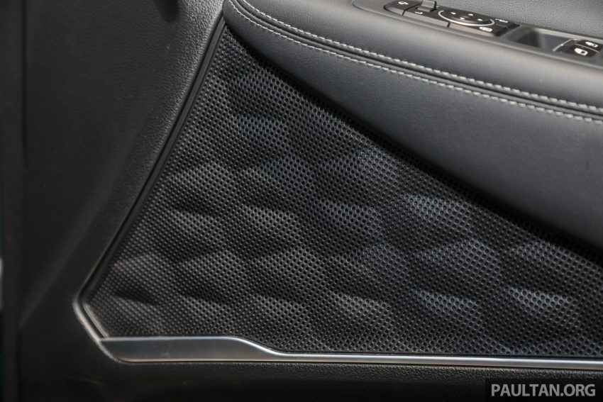 试驾:2019 Hyundai Santa Fe,朴实有华的七人座 SUV Image #111035