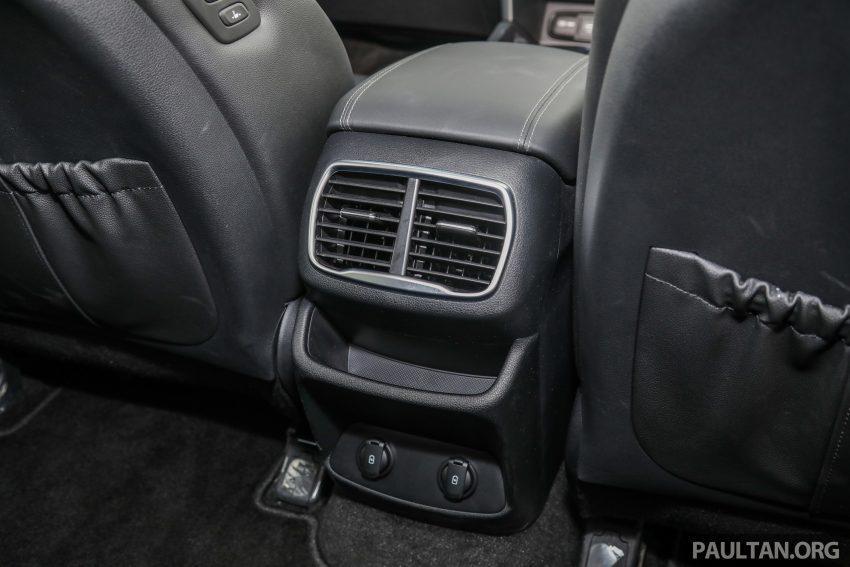 试驾:2019 Hyundai Santa Fe,朴实有华的七人座 SUV Image #111043