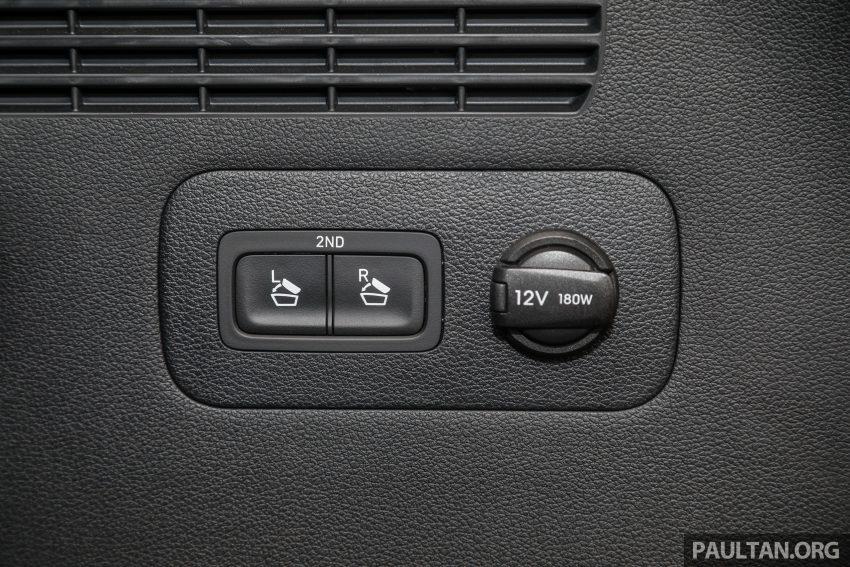 试驾:2019 Hyundai Santa Fe,朴实有华的七人座 SUV Image #111055
