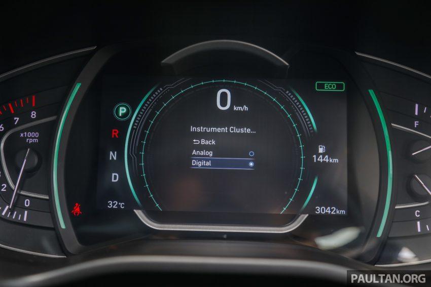 试驾:2019 Hyundai Santa Fe,朴实有华的七人座 SUV Image #110999