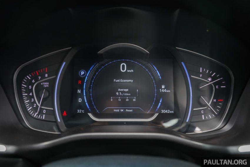 试驾:2019 Hyundai Santa Fe,朴实有华的七人座 SUV Image #111000