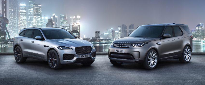 传 Jaguar Land Rover 寻合作伙伴,BMW、吉利被相中? Image #110756