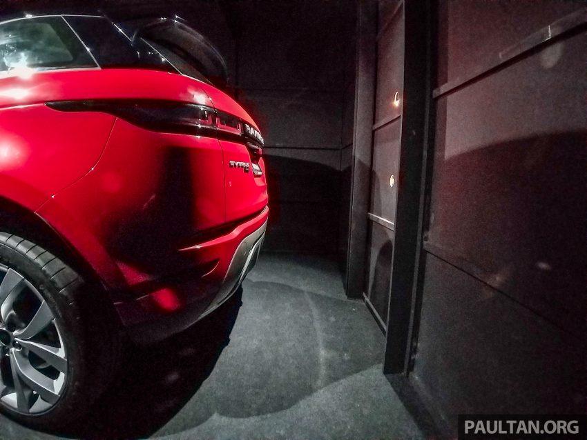 PACE 2019:第二代 Range Rover Evoque 本地开放预览 Image #109735