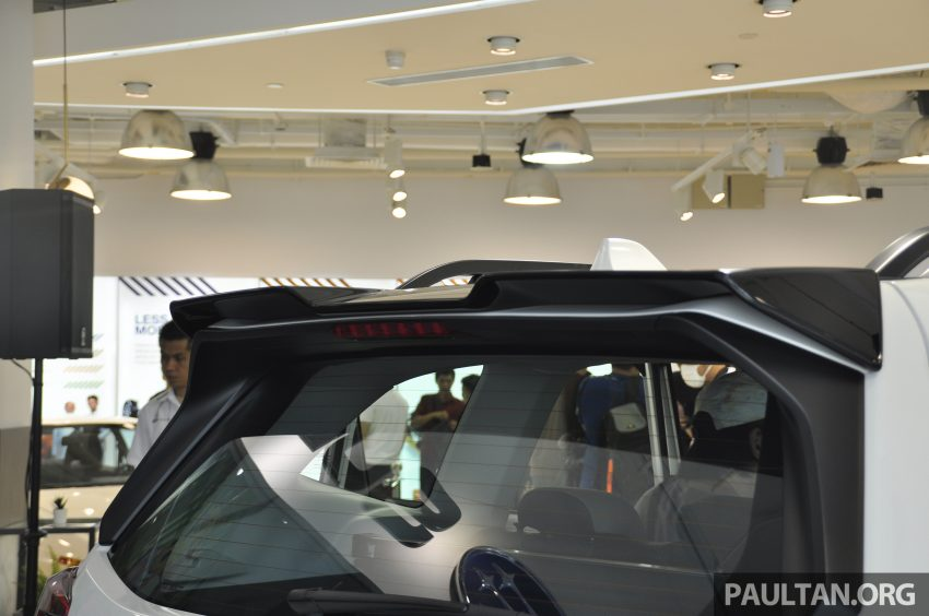 Subaru Forester GT Edition 新加坡首秀,明年来马上市? Image #109903