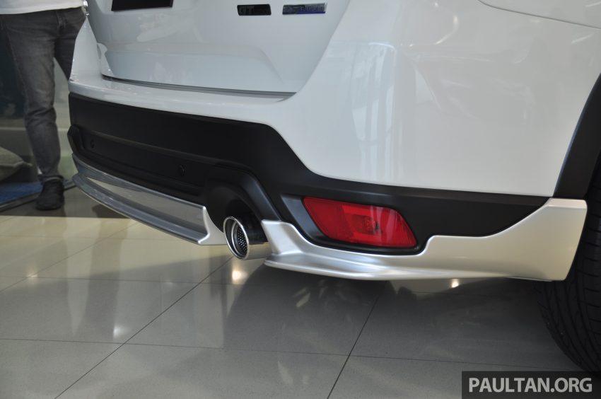Subaru Forester GT Edition 新加坡首秀,明年来马上市? Image #109906