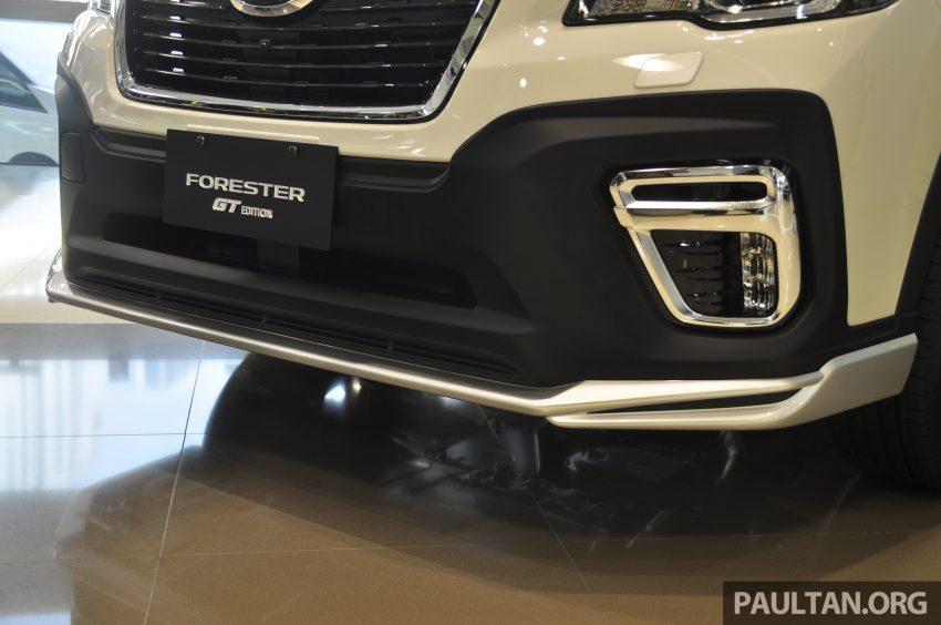 Subaru Forester GT Edition 新加坡首秀,明年来马上市? Image #109911