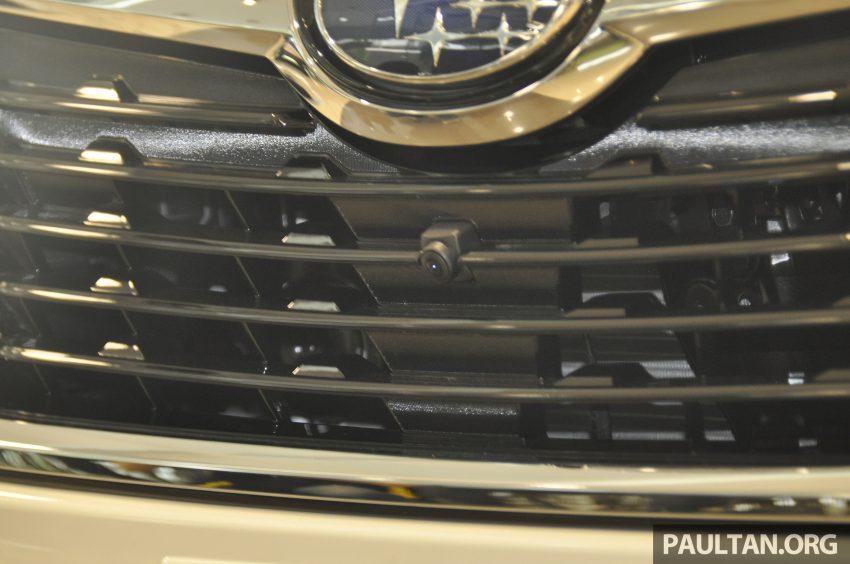 Subaru Forester GT Edition 新加坡首秀,明年来马上市? Image #109915